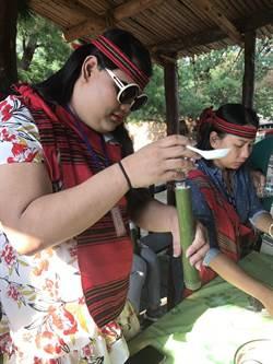 東南亞網紅遊泰雅 寶拉大讚原住民美食