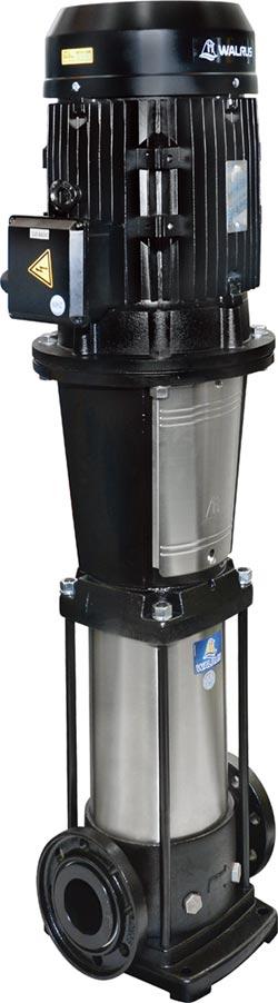 大井WALRUS泵浦 節能、高效
