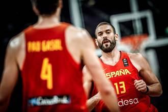 歐錦賽》換弟弟發威 馬克蓋索領西班牙闖進4強