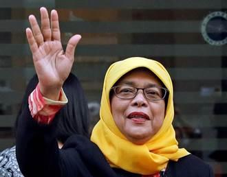 選舉日形同虛設!新加坡首位女總統哈莉瑪自動當選