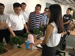郝龍斌訪南寧 廣西搭橋邀台商參與「一帶一路」