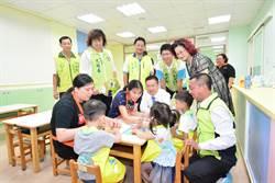 彰縣每年通報1200遲緩兒 北彰化成立第一座早療日托機構