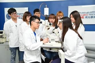 仁德醫護專校驗光師、驗光生國考 首屆考試成績優異