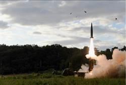 即時反擊北韓 南韓對朝鮮半島射玄武2彈道導彈