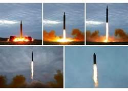 展現打擊關島能力 北韓提高火星-12射程
