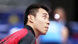 亞洲盃桌球賽》陳建安爆冷擊敗世界名將樊振東