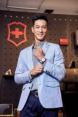 準爸爸鍾承翰樂當「工具人」老公