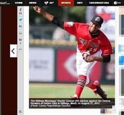 MLB》2個月的體悟 紅人怪物高中生棄「二刀流」