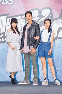 何潤東:年輕演員要瘦得健身