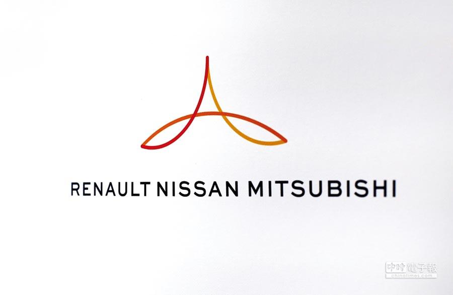 雷諾-日產-三菱聯盟看好電動車市場。圖/美聯社