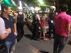 【有影】無照男拒檢撞人 警開8槍逮人