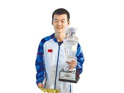 男西洋棋個賽 陸首進世界四強