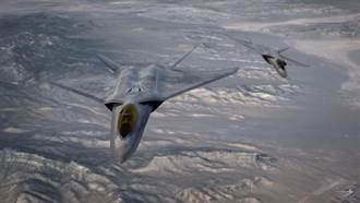 美國臭鼬工廠宣傳片出現6代戰機 神似YF-23