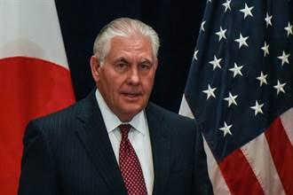 若外交對北韓都沒用 提勒森:恐只剩軍事選項