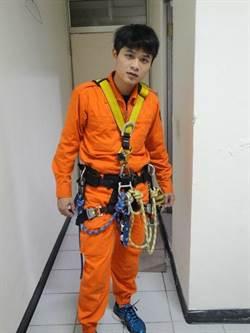 婉拒救護家屬萬元紅包 北市消防員獲頒廉能楷模