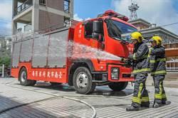 工研院綠環所研發救災利器消防瞄子燈