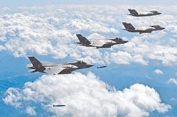 威懾北韓 美戰略武器進逼