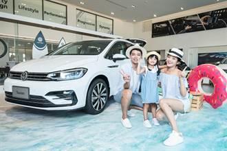 7人座MPV優選 2018年式VW Touran