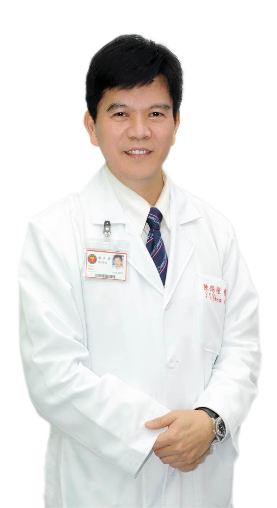 三總陳錫根醫師以專業外科醫術,讓病患重拾自信及生活品質。圖/陳錫根醫師提供