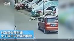 【有影】驚悚!19歲女老師當街被爆頭慘死 凶器竟是釘槍