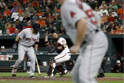 MLB》紅襪延長賽再克金鶯 打延長勝率超高