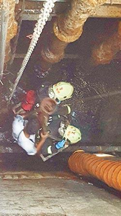 未設護欄 工人墜12米水井亡