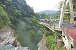 新溪口吊橋 明年元月啟用