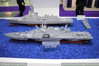 洛馬公司將自由級濱海戰艦放大  競標美國未來巡防艦