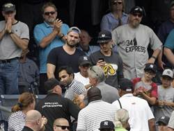MLB》界外球打傷3歲女童 洋基球員心碎