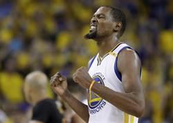 NBA》杜蘭特曾後悔跳槽勇士 痛罵經紀人出氣