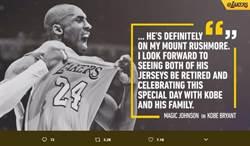 NBA》致敬傳奇 布萊恩將成湖人第5座雕像