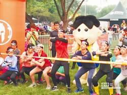 旺旺斯巴達兒童賽 逾1200小朋友參與