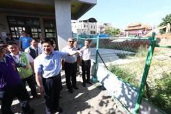 中市府第二預備金補助 社口國小校舍重建動起來
