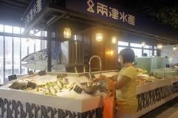 百貨裏的「菜市場」 台中第六市場開張了