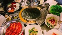 五花肉吃到飽399!LV級韓式燒烤台灣吃得到,首推獨家菜色
