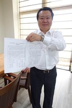 特赦阿扁 民進黨嘉縣全國黨代表連署提案