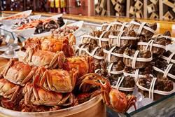 進擊的秋蟹 香格里拉台南遠東飯店可吃到最青大閘蟹