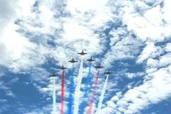 花蓮》空軍花蓮基地開放 鯊魚機東部最後露面