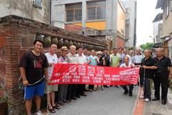 北港甕牆修復史 記錄921地震後「眾志成牆」故事
