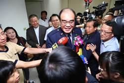 台中警察局長楊源明上任 林佳龍期許再創佳績
