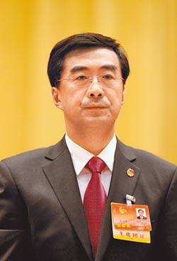 落選19大代表 秦宜智調質檢總局