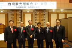 《產業》200人代表團參與東京旅展,拚來台日客達200萬人次