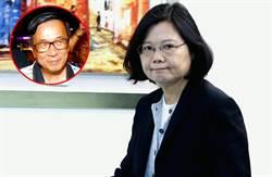 吳斯懷:遭綠營逼宮赦扁 蔡英文進退維谷