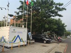 監控道路空氣品質 環保局設8點監測