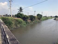 總爺排水東邊寮橋改建工程 9月底前發包