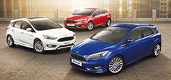 Ford超低頭款開回家 再享分期0利率