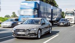從容與安全兼具 Audi A8 導入塞車自駕系統