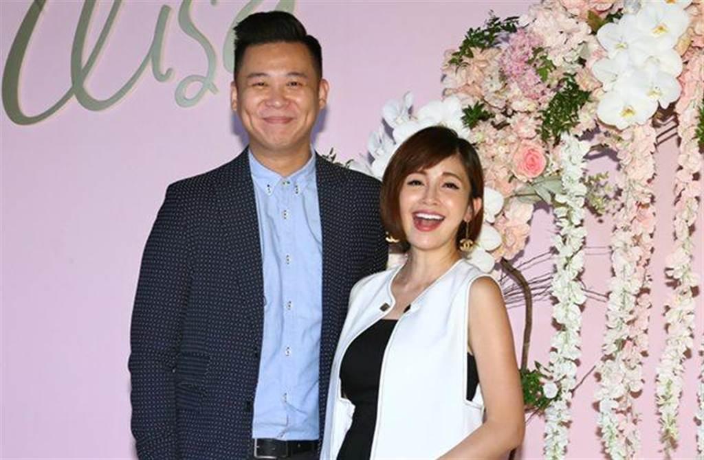 鍾欣怡與孫樂欣婚姻相當幸福。(圖/本報系資料照片)