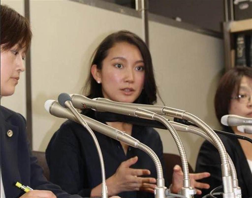 日本美女主播詩織。(圖/翻攝sankei.com)