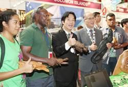 賴清德出席「2017亞太文化日」開幕典禮